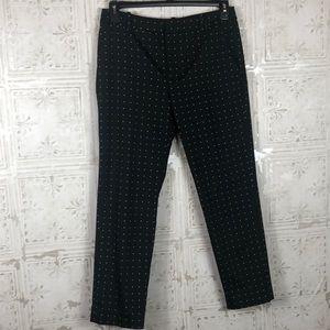 Zara | Diamond Polka Dot Pants
